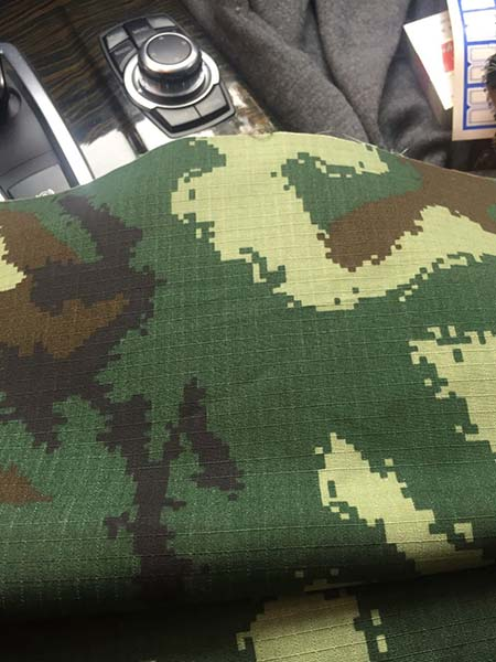 Camouflage army fabric For Sale